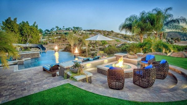 12 Great Ideas For A Modest Backyard: Top 60 Best Cool Backyard Ideas