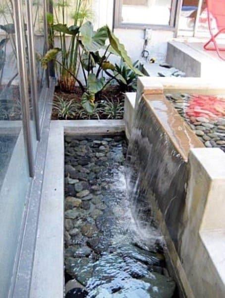 Cool Backyard Ponds And Waterfalls
