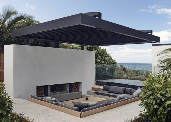 Top 60 Best Cool Backyard Ideas - Outdoor Retreat Designs