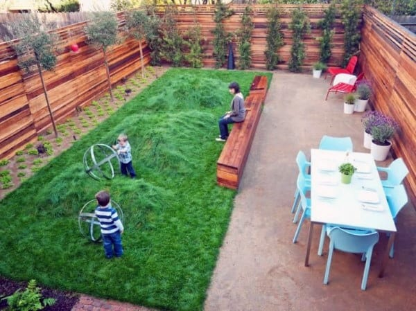 Cool Backyards