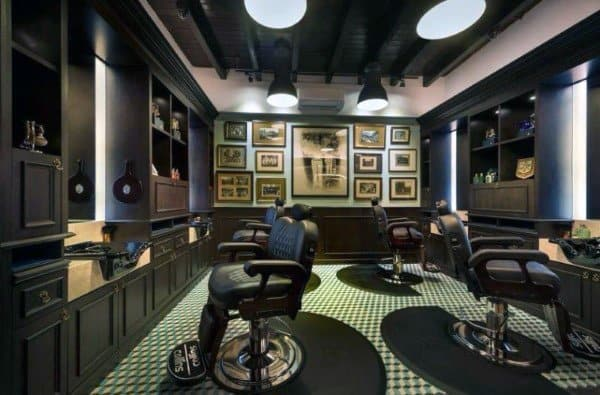 Cool Barber Shop Design Inspiration