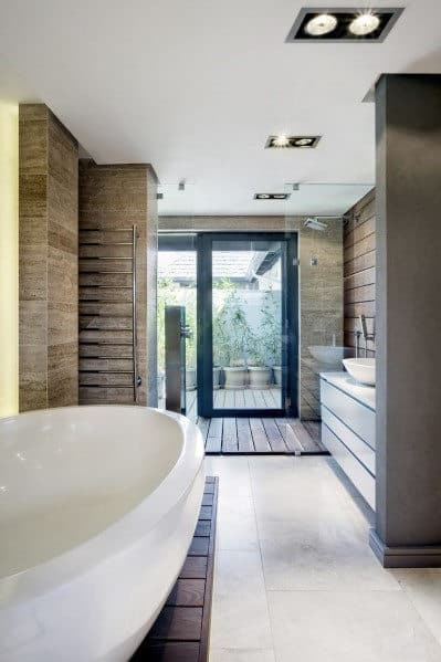 Cool Bathroom Spaces