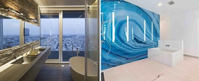 Top 70 Best Cool Bathrooms - Home Spa Design Ideas