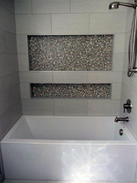 Bathroom Shower Tile Ideas With Tub