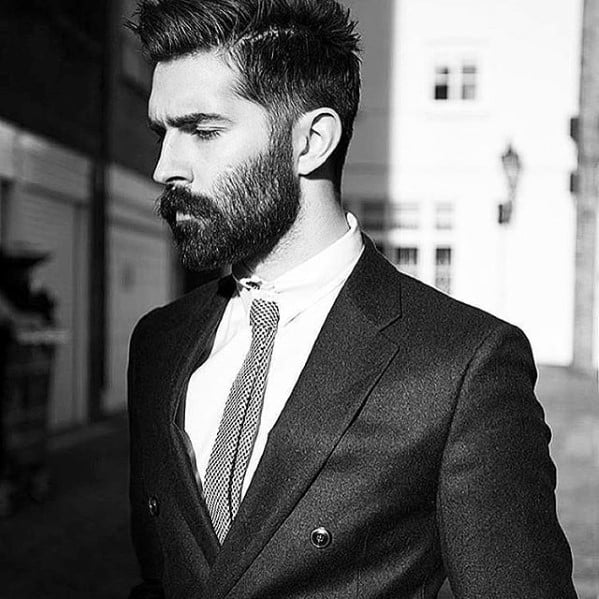 Cool Beard Style Inspiration For Men