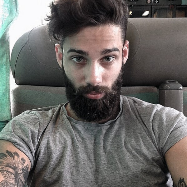 Awesome 60 Cool Beard Styles For Men Princely Facial Hair Ideas Natural Hairstyles Runnerswayorg
