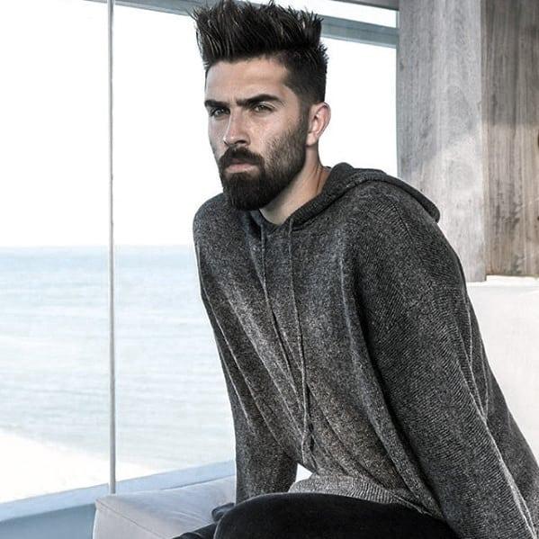 Enjoyable 60 Cool Beard Styles For Men Princely Facial Hair Ideas Short Hairstyles Gunalazisus