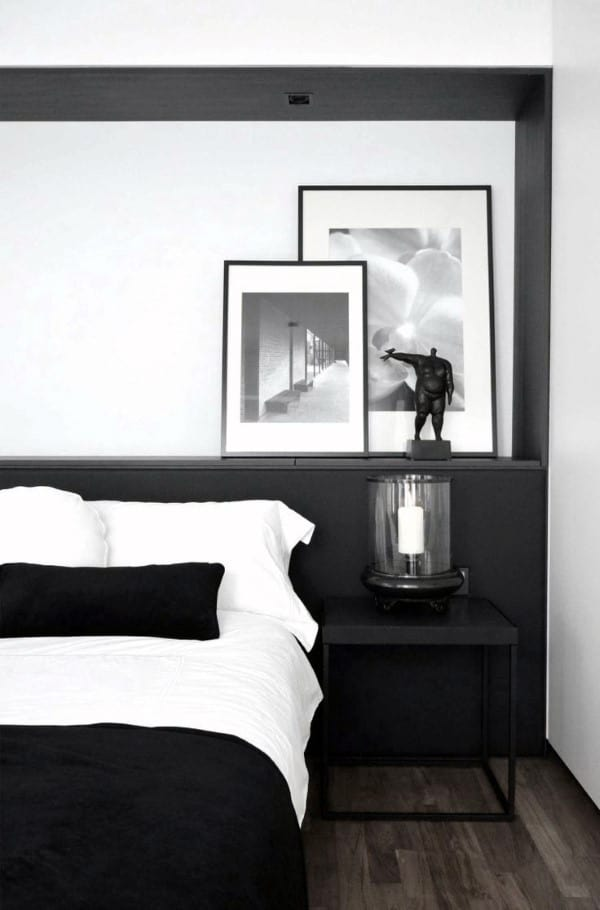 The Top 83 Black And White Bedroom Ideas Interior Home And Design