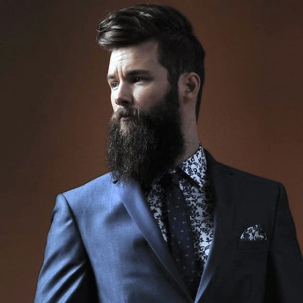 Cool Big Beard Styles For Men