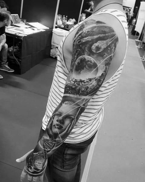 Cool Big Tattoos For Men
