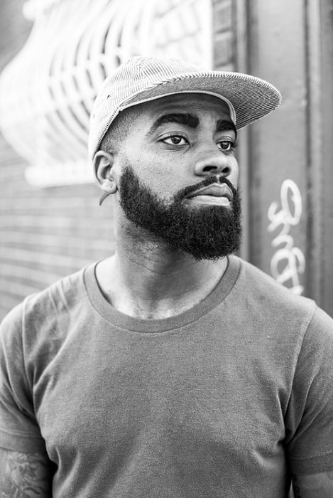 Cool Black Male Beard Style Inspiration Ideas