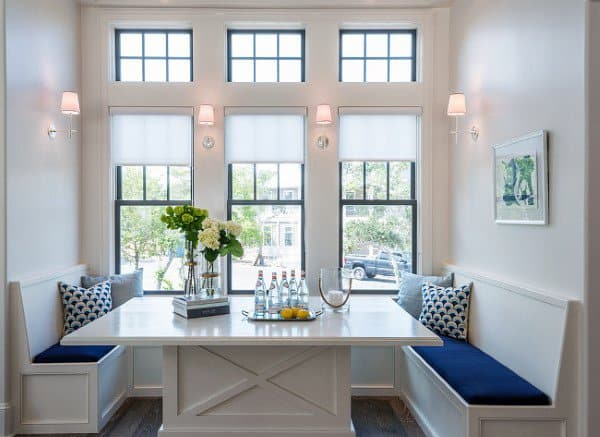 Cool Breakfast Nook Ideas