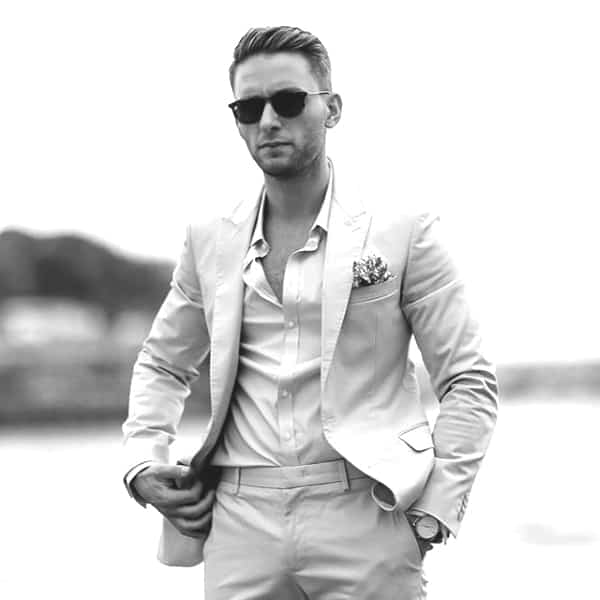Cool Business Mens Hairstyles