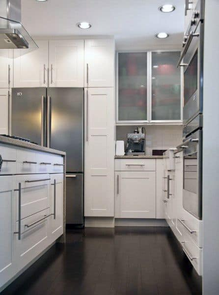 Cool Cabinet Designs For Kitchen