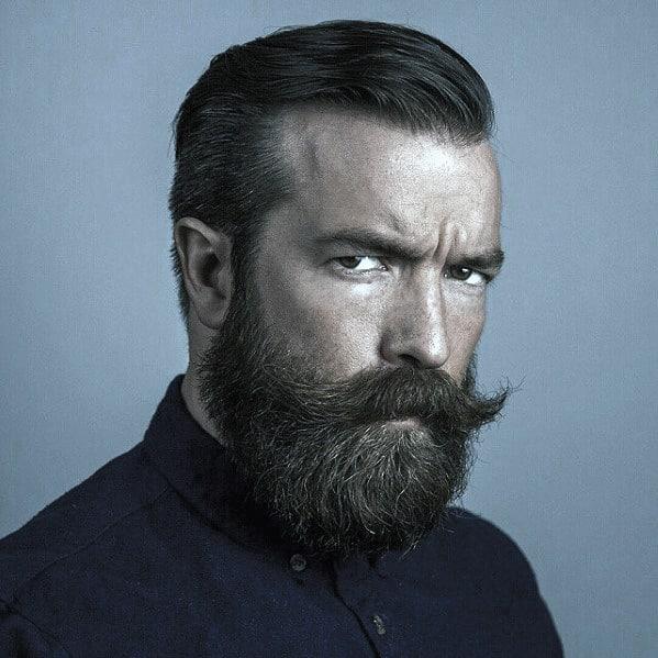 Cool Classy Beard Styles For Men
