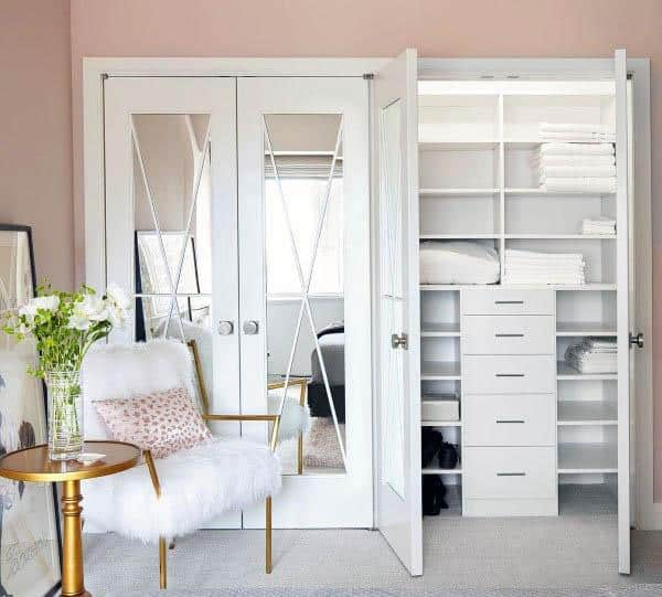 Cool Closet Door Ideas
