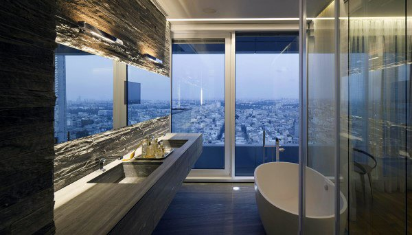 Cool Colors For Bathrooms