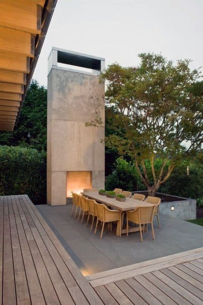 Cool Concrete Patio Ideas