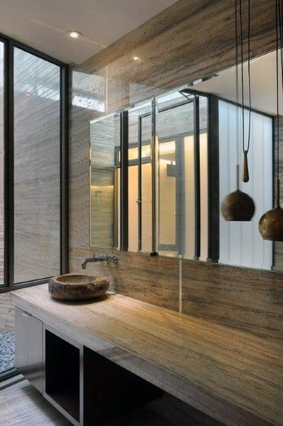 Cool Contemporary Bathrooms