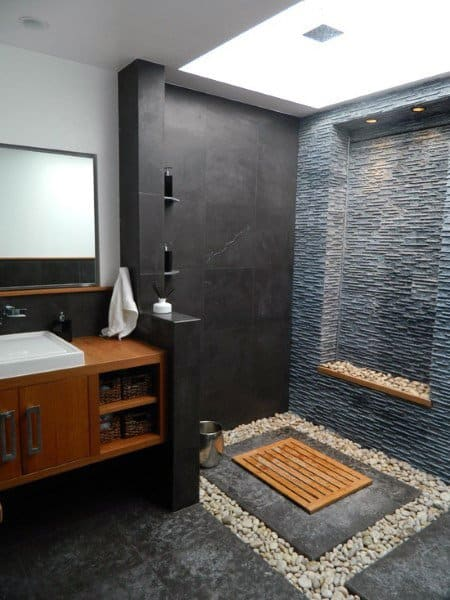Cool Contemporary Showers
