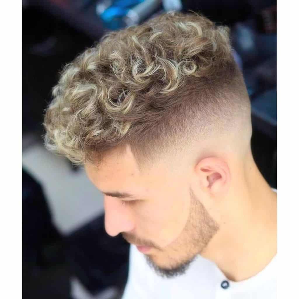Cool Curly Hair Cut