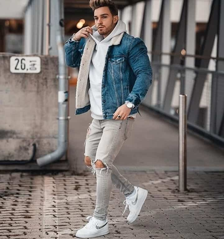 Cool Denim Outfit