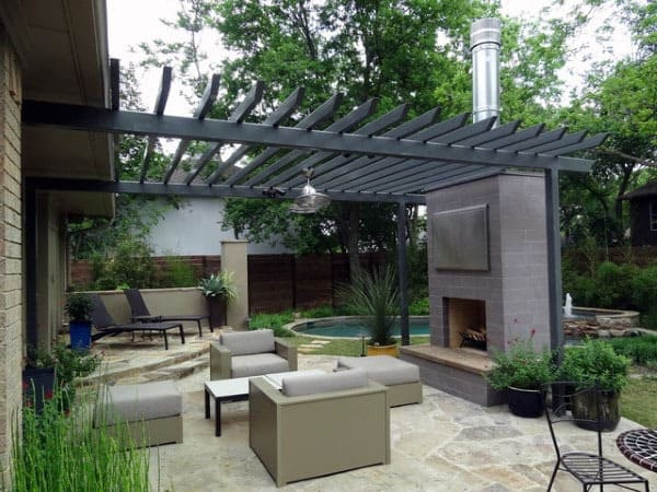 Cool Designs For Pergola