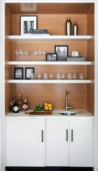 Cool Designs For Wet Bar