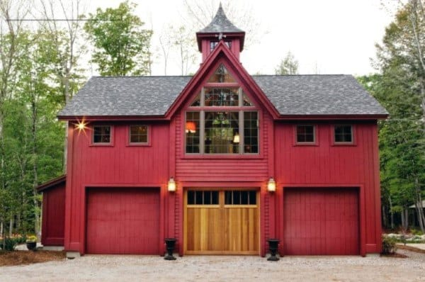 Cool Detached Garages