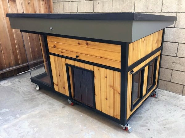 Cool Dog House Inspiration