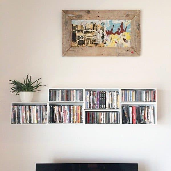 Cool Dvd Storage Holder