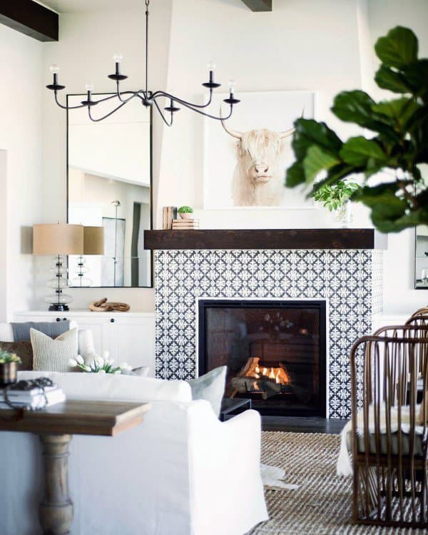 Cool Fireplace Mantel Designs