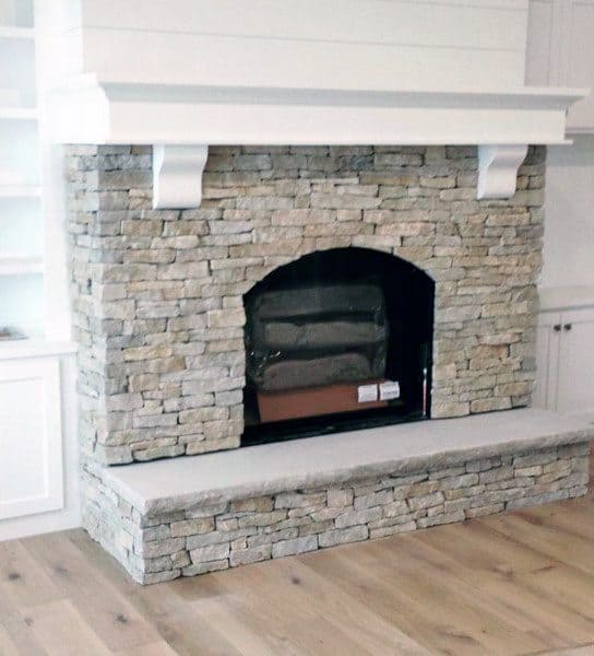 Cool Fireplace Mantel Ideas