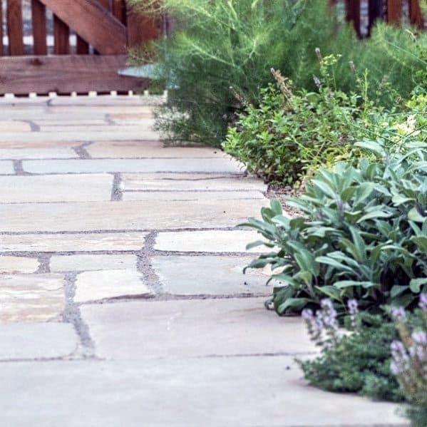Cool Flagstaff Stone Walkway Design Ideas