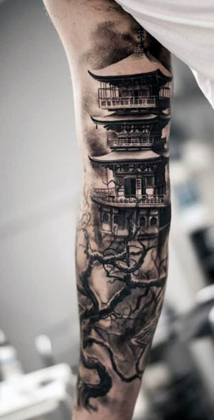 Top 75 best forearm tattoos for men cool ideas and designs for Cool forearm tattoos