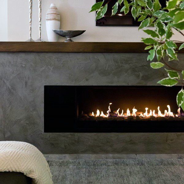 Cool Gas Fireplace Ideas