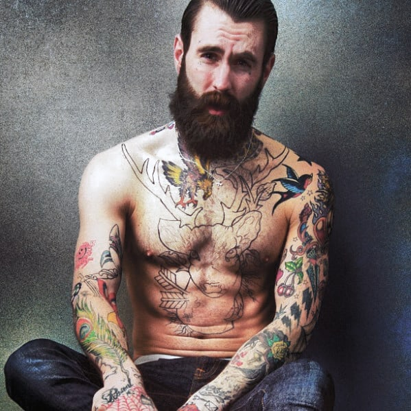 Cool Great Beard Styles For Men