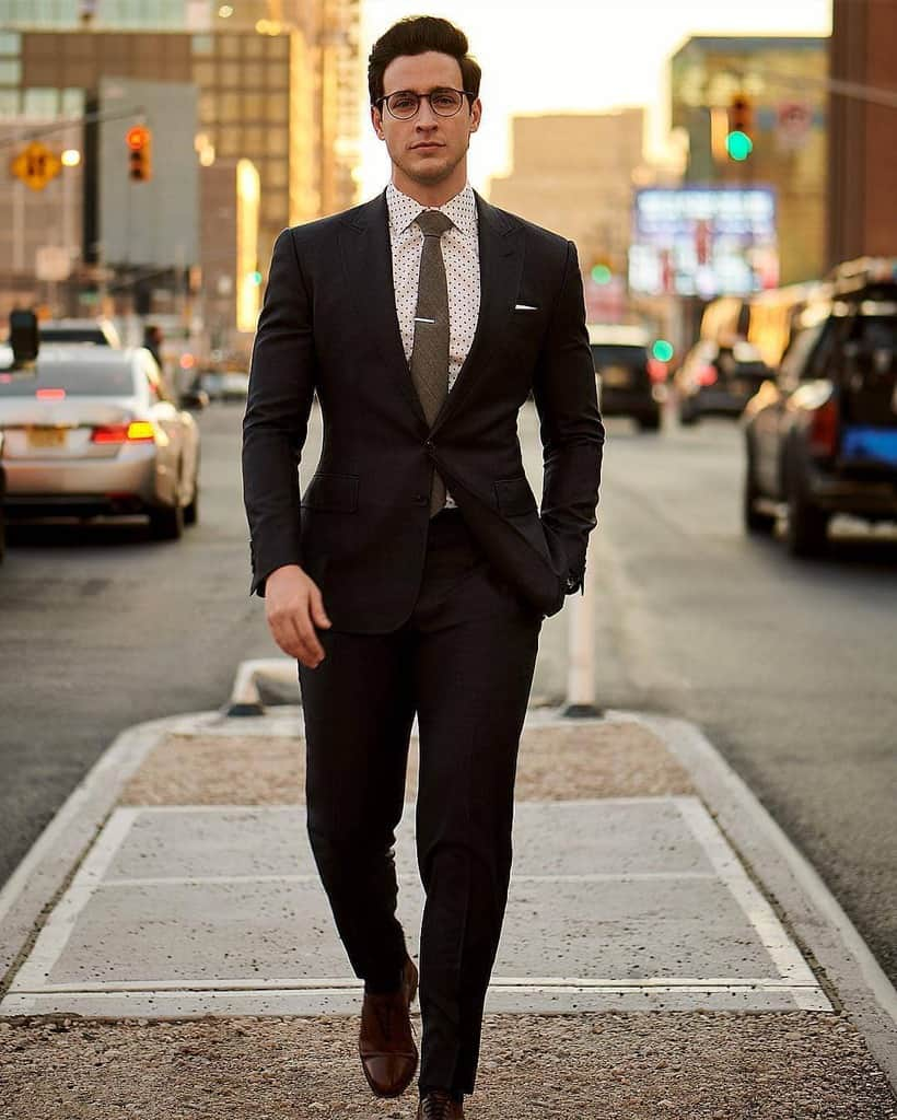 Cool Guy Suit Dapper Mens Fashion