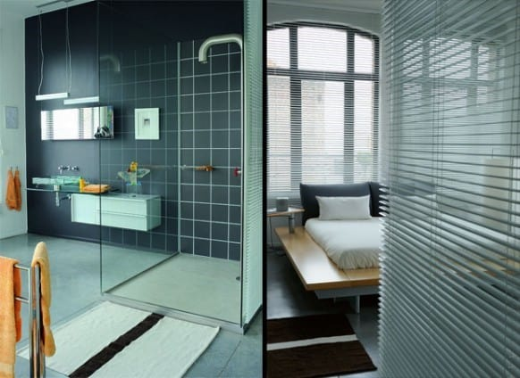 Cool Guy's Bathroom