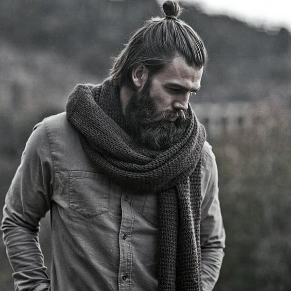 Cool Hair Mens Beard Styles