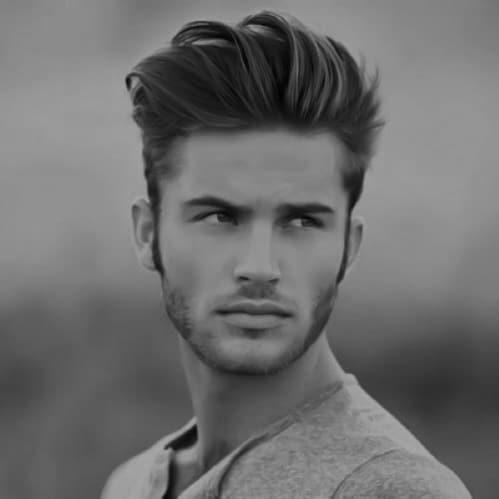 Hairstyle Men 2014 Undercut