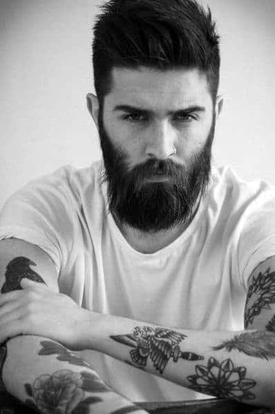 Tremendous Top 48 Best Hairstyles For Men With Thick Hair Photo Guide Short Hairstyles Gunalazisus