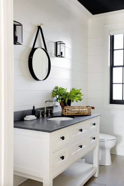 Cool Half Bath Decorating Ideas