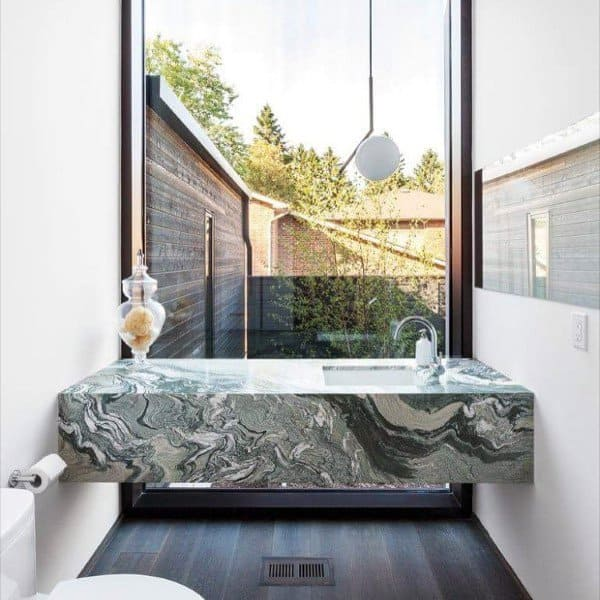 Cool Half Bath Ideas