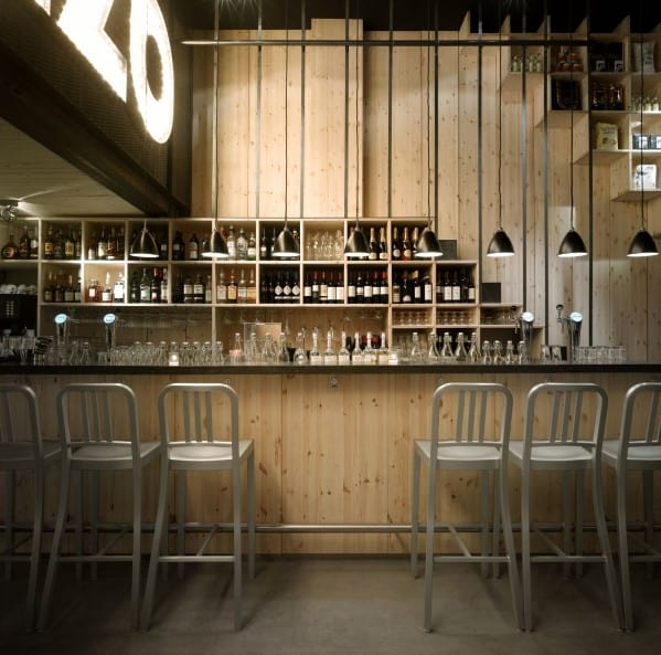 Contemporary Home Bar Design Ideas: Top 40 Best Home Bar Designs And Ideas For Men