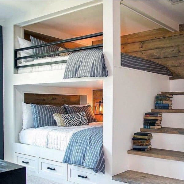 Space Saving Bedroom Designs