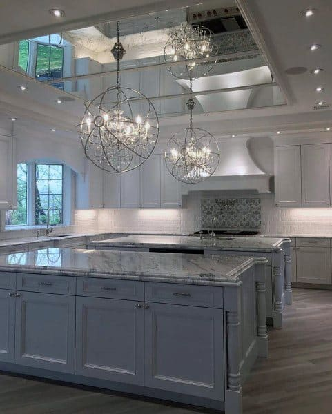 Cool Ideas For Kitchen Cabinets