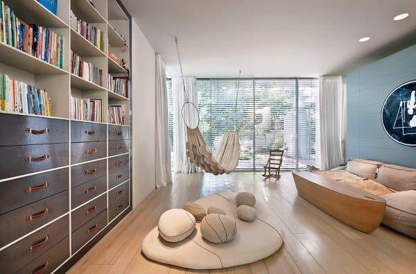 Cool Indoor Hammock Ideas