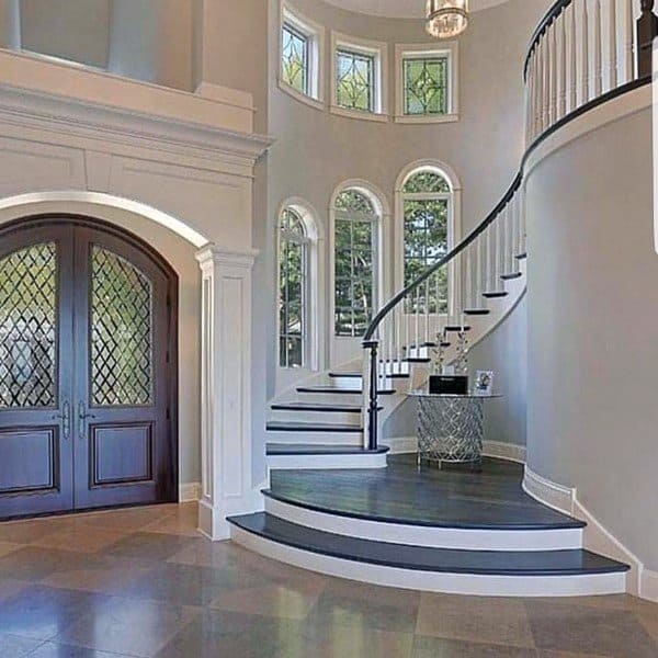 Home Interior Entrance Design Ideas: Unique Home Entryway Designs