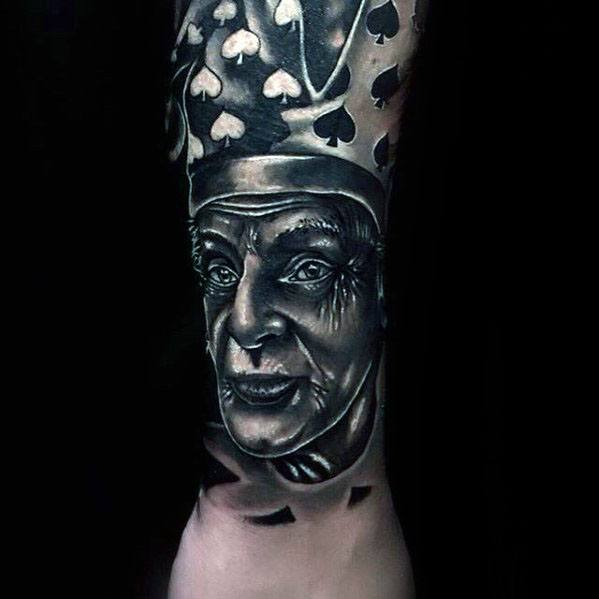 Tattoo Ideas Jester